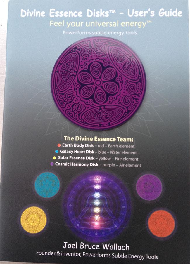Cosmic Harmony Disk - Powerform